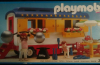 Playmobil - 3728 - Strongman's Trailer