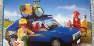 Playmobil - 3739v1 - Family car