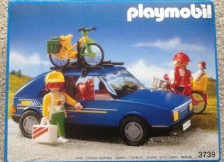 Playmobil - 3739v1 - Family car