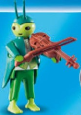Playmobil - 70025v3 - Grasshopper Musician