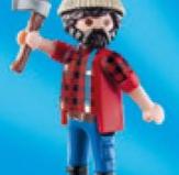 Playmobil - 70025v6 - Logger