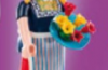 Playmobil - 70026-06 - Duth girl