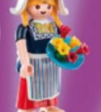 Playmobil - 70026v6 - Dutch girl