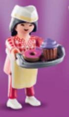 Playmobil - 70026v9 - Waitress