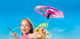 Playmobil - 70056 - Fairy Pull String Flyer