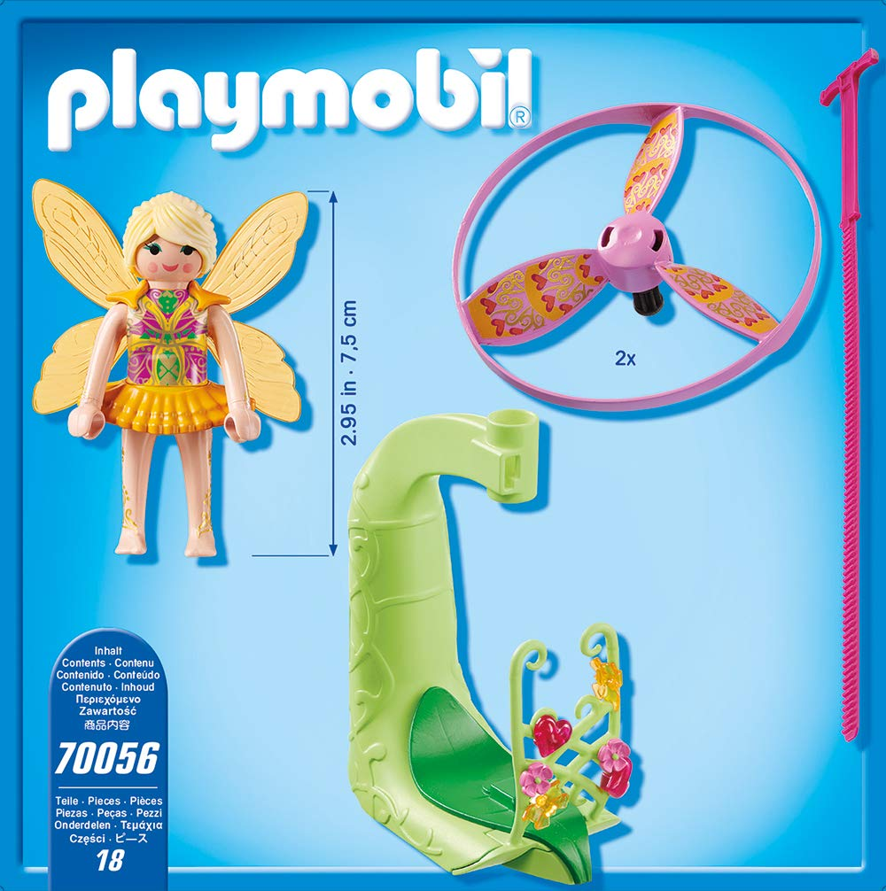 Playmobil 70056 - Fairy Pull String Flyer - Back