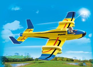 Playmobil - 70057 - Water Plane Gliders