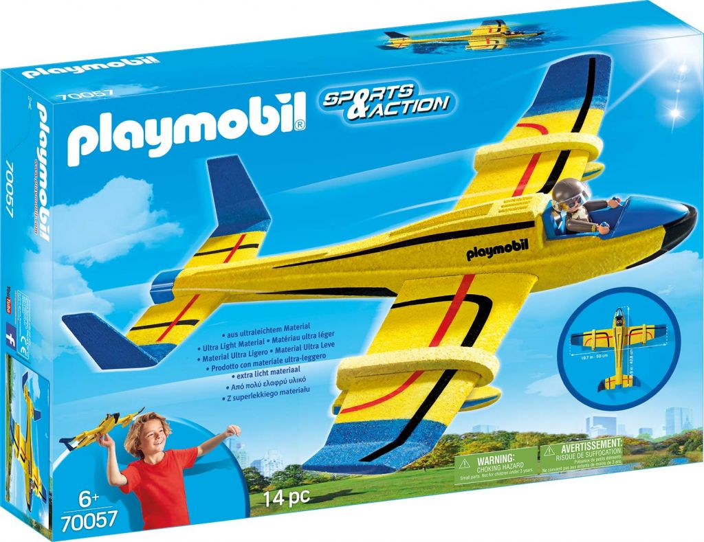 Playmobil 70057 - Water Plane Gliders - Box