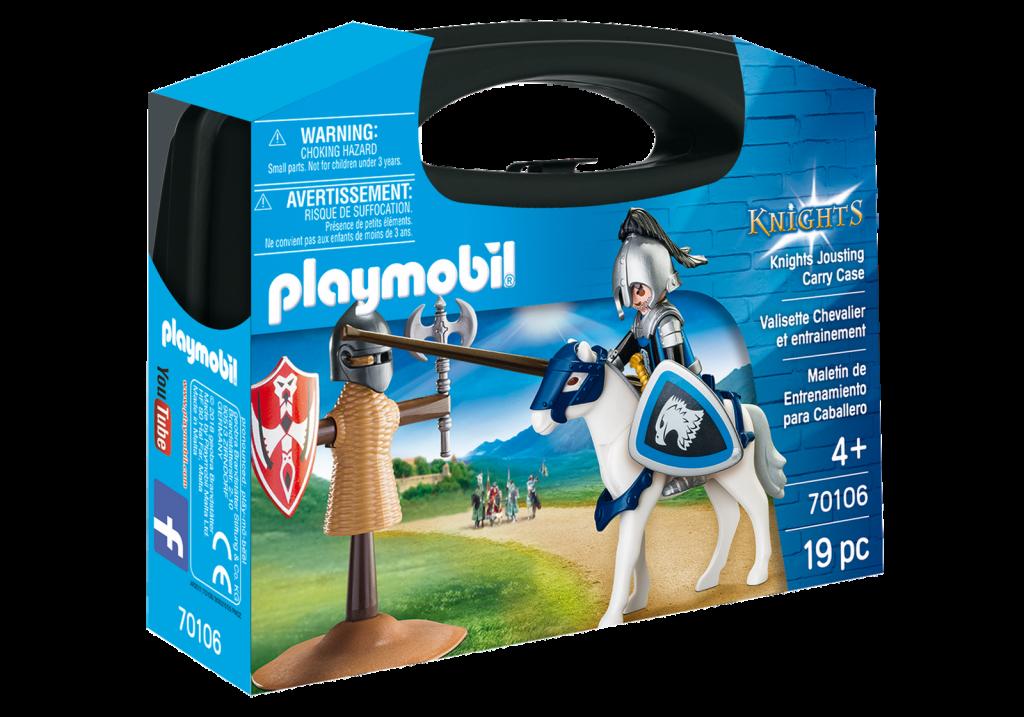 Playmobil 70106-usa - Knights Jousting - Box