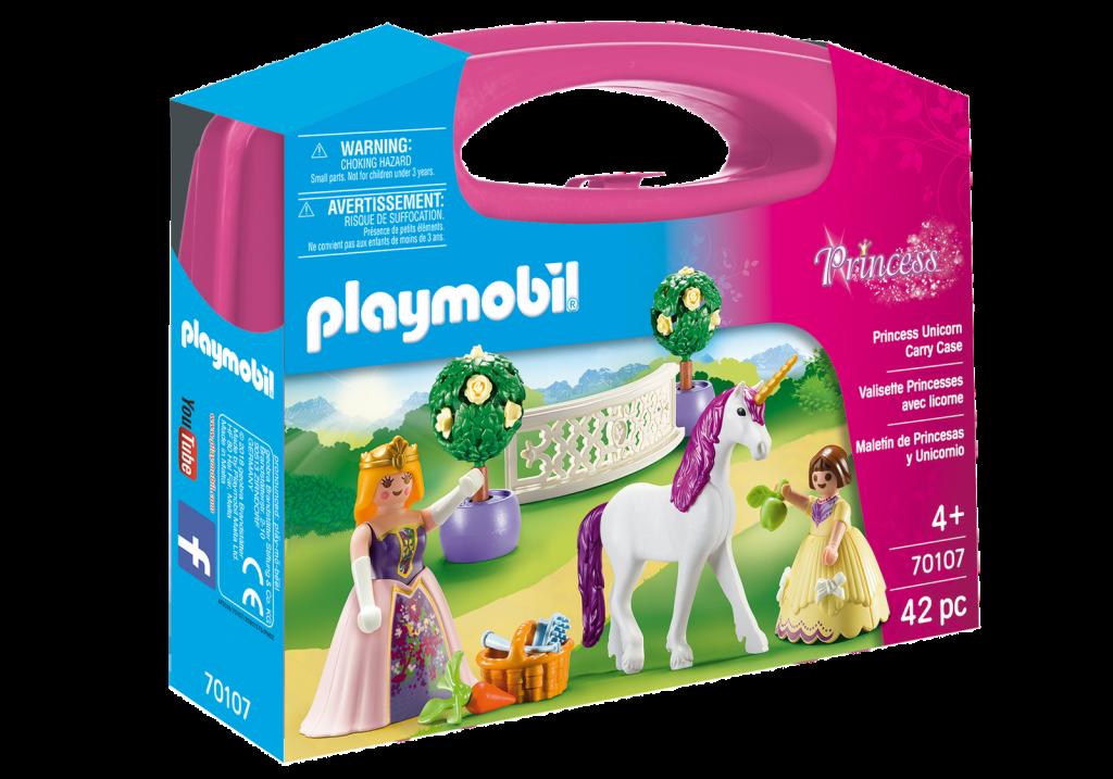 Playmobil 70107-usa - Princess Unicorn - Box