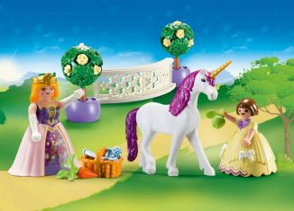 Playmobil - 70107-usa - Princess Unicorn