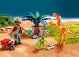 Playmobil - 70108-usa - Dino Explorer