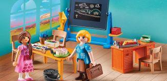 Playmobil - 70121 - Miss Flores' School Room