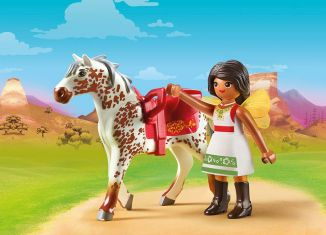 Playmobil - 70123 - Solana Vaulting