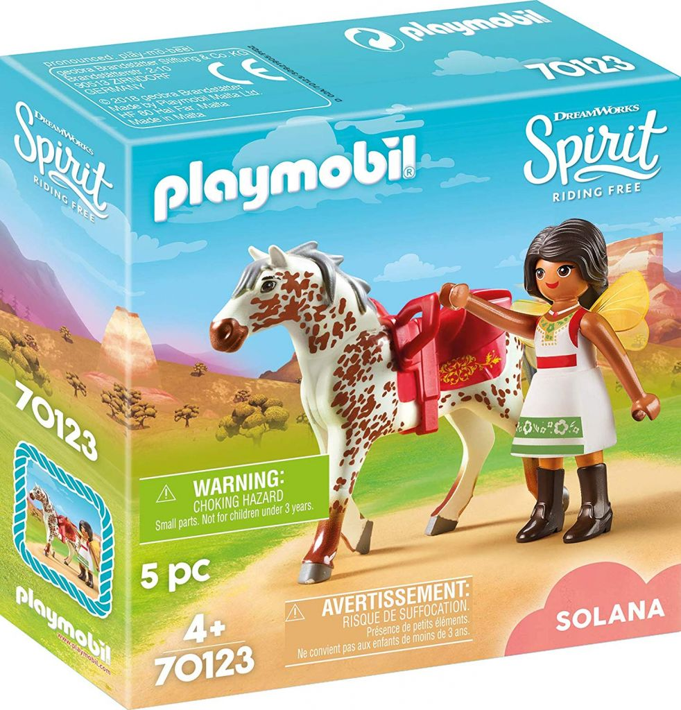 Playmobil 70123 - Solana Vaulting - Box