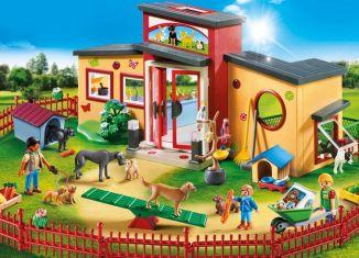 Playmobil - 9275 - Hotel de mascotas
