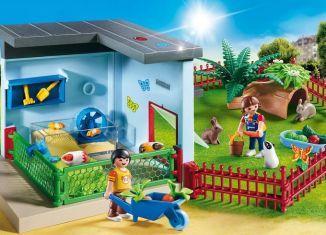 Playmobil - 9277 - Small Animal Boarding