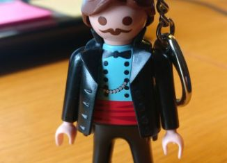 Playmobil - 0000-ger - Keychain Musician