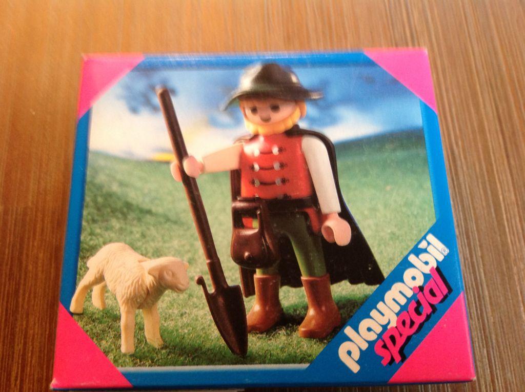 Playmobil 4615 - Shepherd - Box