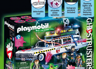 Playmobil - 70170 - Ghostbusters Ecto-1A