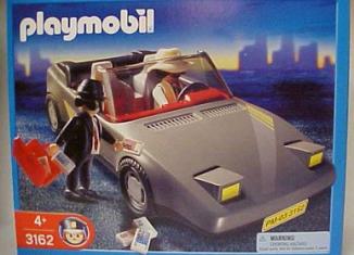 Playmobil - 3162-usa - Getaway Car