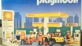 Playmobil - 3437-ant - Shell Gas Station