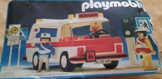 Playmobil - 3521-ant - School bus