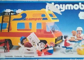 Playmobil - 3148v1-esp - Camper