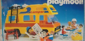 Playmobil - 3148v2-esp - Camper