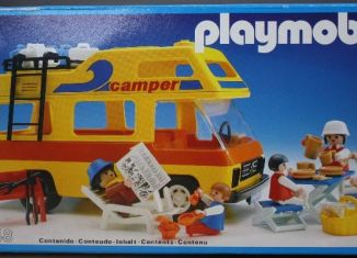 Playmobil - 3148v3-esp - Camper