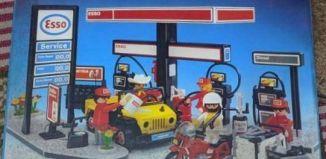 Playmobil - 3434v2-esp - Esso Gas Station