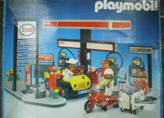 Playmobil - 3434v3-esp - Esso Gas Station