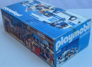 Playmobil - 3468-esp - Fourgon Television International