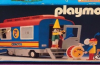 Playmobil - 3477-ita - Circus Clown Trailer
