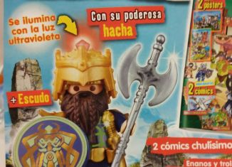 Playmobil - R035-30791964 - Dwarf king