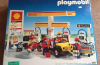Playmobil - 3437-usa - Shell Gas Station