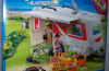 Playmobil - 5434-usa - Family Caravan