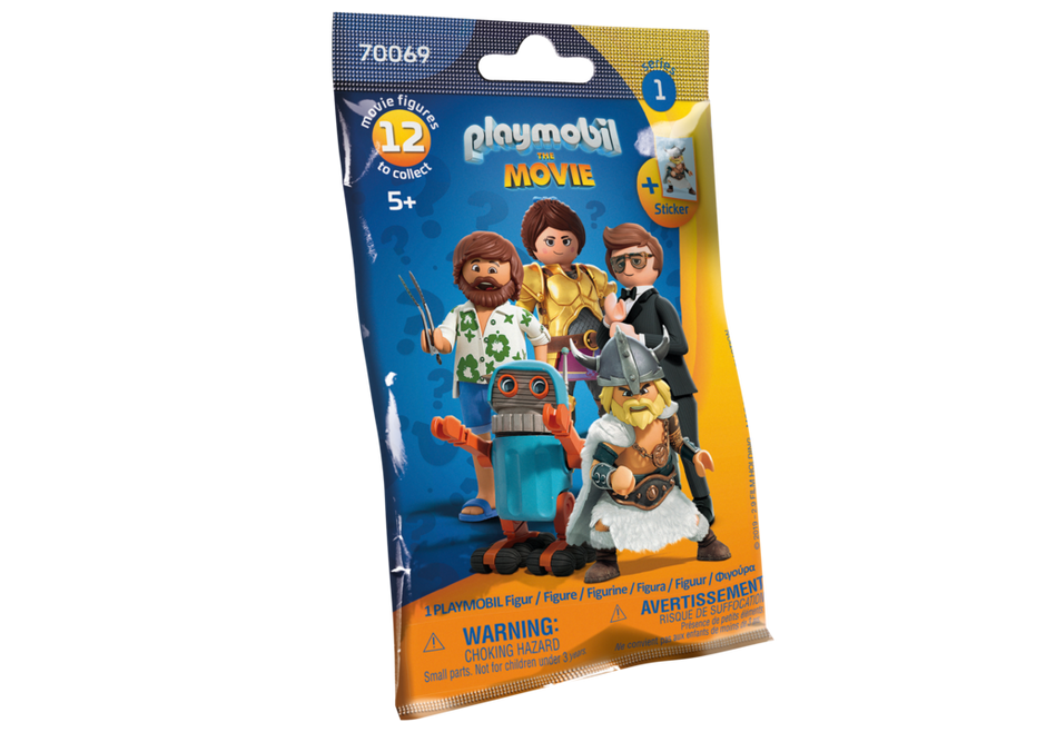 Playmobil 70069 - Playmobil: The Movie Figuras Series 1 - Box