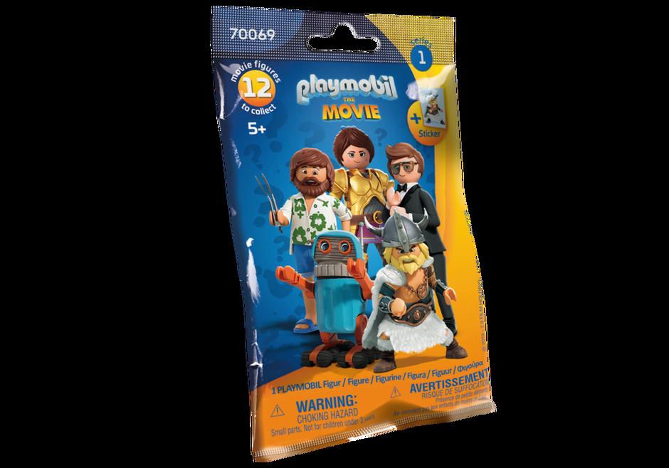Playmobil 70069 - Playmobil: La Película Figuras Serie 1 - Caja