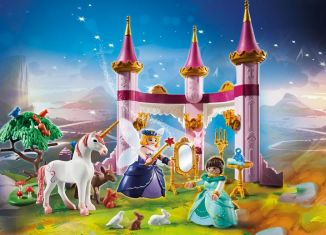 Playmobil - 70077 - PLAYMOBIL:THE MOVIE Marla in the Fairytale Castle