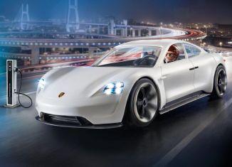 Playmobil - 70078 - PLAYMOBIL:THE MOVIE Rex Dasher's Porsche Mission E