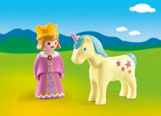 Playmobil - 70127 - Princess With Unicorn