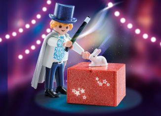 Playmobil - 70156 - Wizard