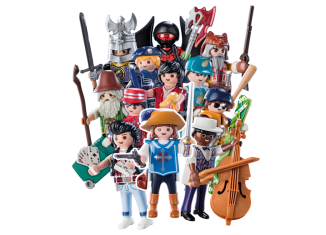 Playmobil - 70159 - Figures Series 16 - Boys