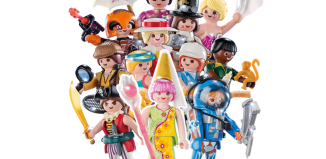 Playmobil - 70160 - Figuren Series 16 - Girls