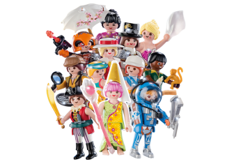 Playmobil - 70160 - Figures Series 16 - Girls
