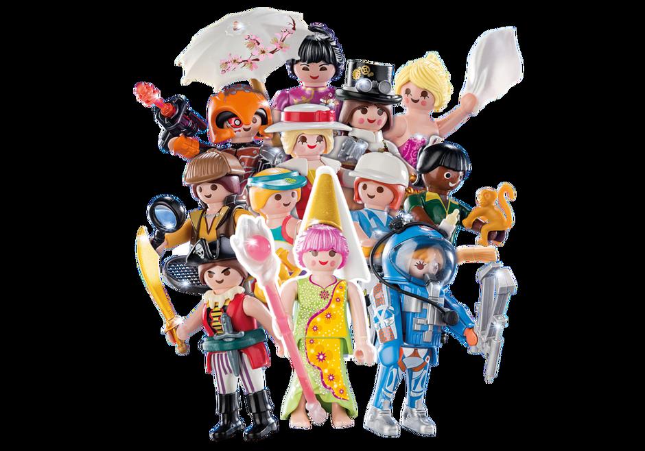 playmobil set 70160  figuren series 16  girls  klickypedia