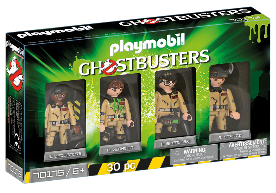 Playmobil 70175 - Ghostbusters™ Collector's Set - Box