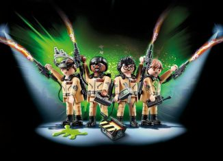 Playmobil - 70175 - Ghostbusters™ Collector's Set