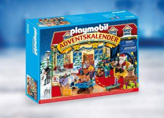 Playmobil - 70188 - Advent Calendar Christmas In The Toy Store